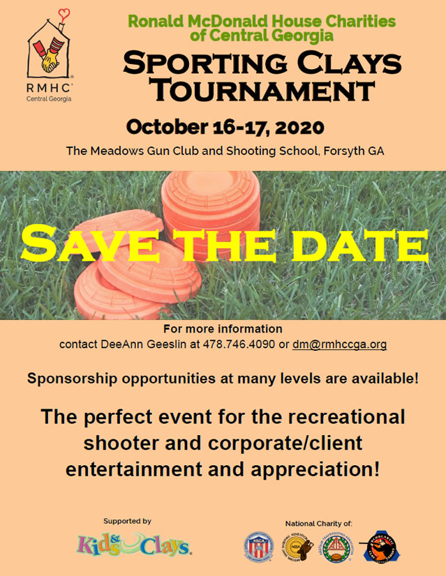 2020 Sporting Clays Tournament